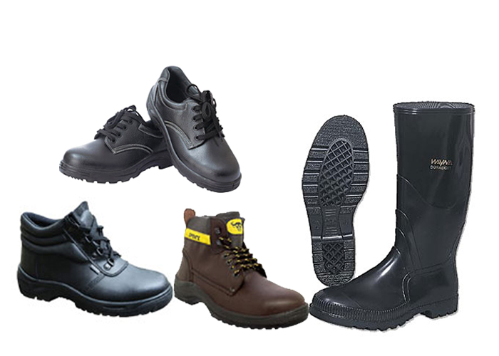 Foot Protection, Heavy-duty Workmaster Gumboots, Safety Boots,